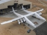 Stratolaunch Debuts: World's Largest Plane Revealed