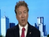 Sen. Rand Paul: Paris Accord Is A Disaster For American Jobs
