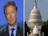 Sen. Rand Paul On Cracking Down On The Unmasking Scandal
