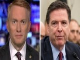 Sen. Lankford On Comey's Testimony, Traveling To Syria