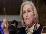 Senator Gillibrand Drops F-bombs During Speech