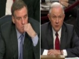 Sessions: Trump Meeting Comey Alone Not In Itself A Problem