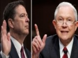 Sessions Contradicts Comey On Staying Silent
