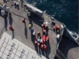 Search Continues For 7 US Navy Sailors After Collision