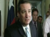 Sen. Ted Cruz: I Want To Get To A 'yes' Vote