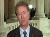 Sen. Rand Paul: In Some Areas Bill May Be ObamaCare-plus