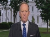Spicer On GOP Health Care Holdouts, Future Of WH Briefings
