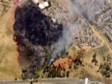 Scorching Temperatures Fueling Wildfires In Utah, California