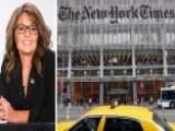 Sarah Palin Seeking Damages In Lawsuit Against NY Times