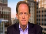 Sen. Toomey On Splitting Health Care Bill, Medicaid Changes
