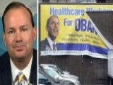 Sen. Mike Lee On The Push To Repeal ObamaCare