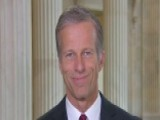 Sen. Thune On How Senate Can Get To 50 Votes On Health Care