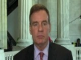 Sen. Warner: Russia Is Fighting A 21st Century Cyberwar