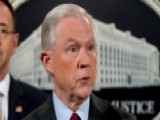 Sessions Addresses Trump Criticism: I Plan To Continue As AG
