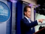 Scaramucci Takes Over Communications Shop Amid Controversy