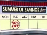 Saving Big On Summer Fun