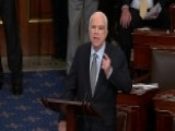Sen. John McCain: 'We're Getting Nothing Done'