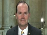 Sen. Lee Explains His No Vote On Repeal And Replace Proposal