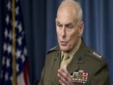 Sec. John Kelly Releases Statement On Chief Of Staff Job