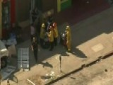 Several Injured After Vehicle Drives Into Crowd In LA