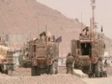 Suicide Bomber Hits NATO Convoy In Afghanistan