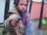 Shocking Video Shows Moment Cop Is Shot