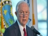 Sessions Continues To Slam Sanctuary Cities Amid Debate