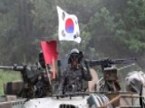 South Korea Stages Live Fire Drills After NKorea H-bomb Test