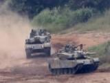 South Korea, US Marines Hold Military Exercises