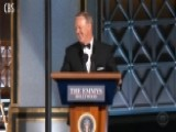 Sean Spicer Sizes Up Emmy Audience