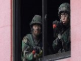 South Korea Trains For Battle With North Korea