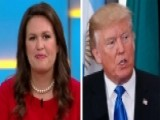 Sarah Sanders Talks Trump's America First Agenda