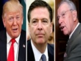 Sen. Grassley Wants To Know If FBI Warned Trump About Russia