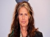 Steven Tyler Returns To US For Medical Care