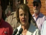 Sen. Feinstein: I've Never Seen A California Fire Like This