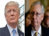Short: Trump, McConnell Have Very Good Working Relationship