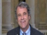 Sen. Sherrod Brown Discusses The Future Of Tax Reform