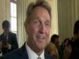 Sen. Jeff Flake: There Are Still Areas I Can Work With Trump