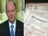 Sen. Chris Coons Calls For Bipartisan Tax Reform Proposal