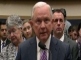 Sessions Questioned On Details Of Papadopoulos Meeting
