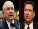 Sessions: Mr. Comey Talked More Than He Should
