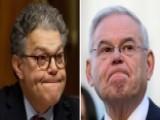 Senate Ethics Committee To Probe Franken, Menendez