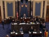 Senate On The Brink Of Landmark Tax Vote