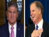 Sen. Manchin: Jones And I Belong To The 'radical Middle'