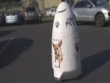 San Francisco SPCA Deploys Robot Security Guard