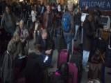Stranded Passenger Describes 'chaos' At Atlanta Airport