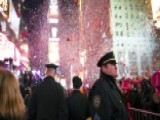 Security Being Tightened For New Year's Eve Celebrations
