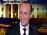 Stephen Miller: 'Not True' That I Was Escorted Off CNN's Set