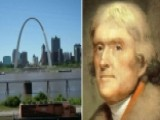 Senators Push To Scrub Jefferson's Name From St. Louis Arch
