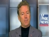 Sen. Paul: Dems Calling Trump Racist Doesn't Do Any Good